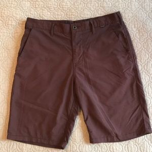 Hurley Nike dry-fit shorts